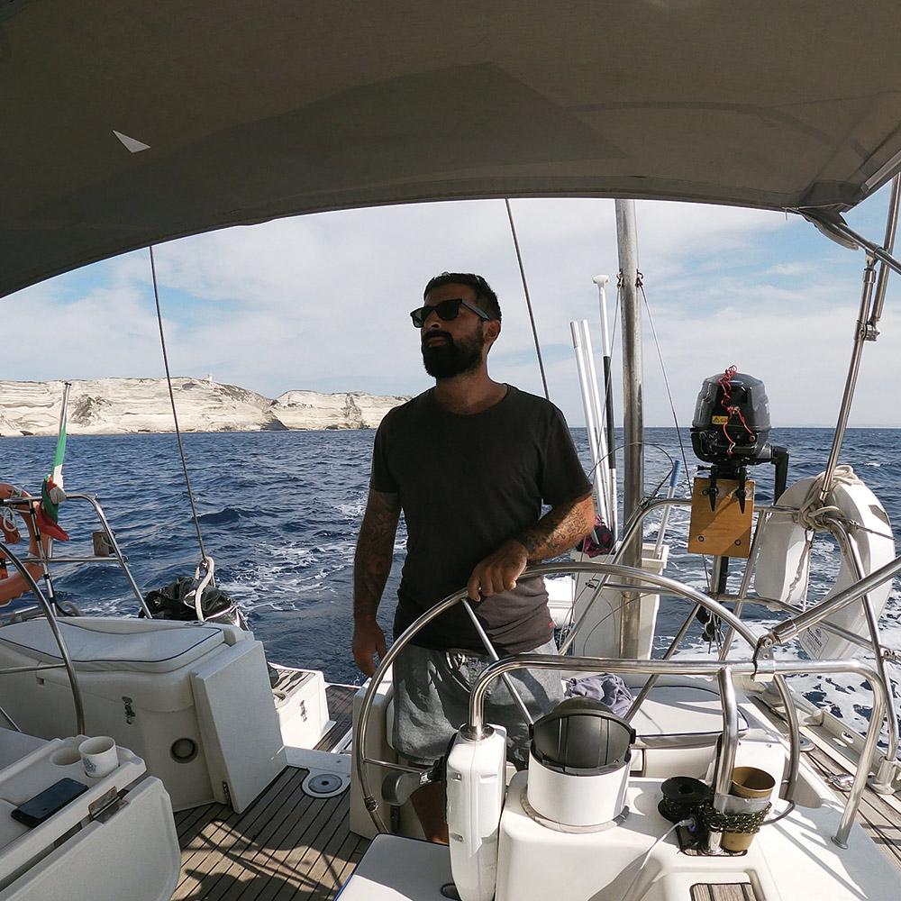 The Captain! ?