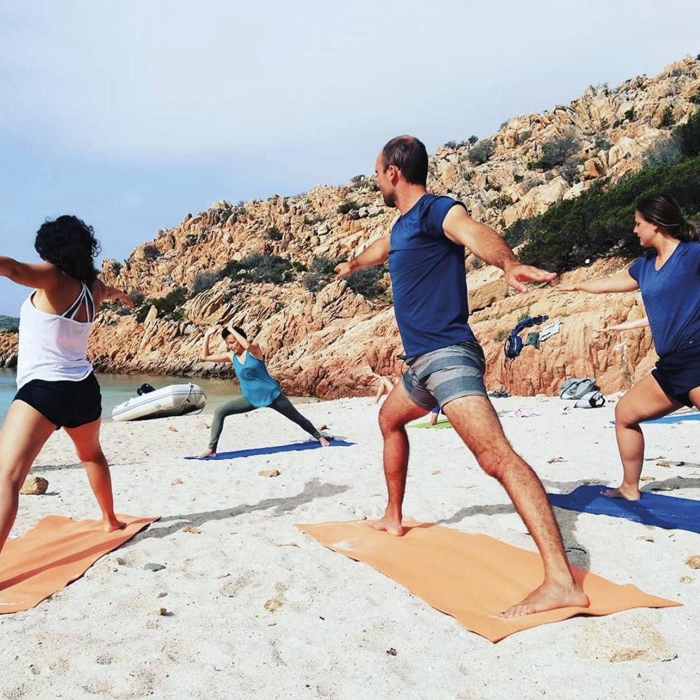 Yoga ?♂️ breathe, stretch, enjoy ?